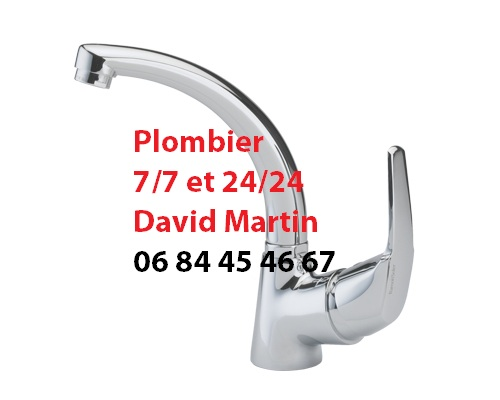 plombier Montmerle sur Saône installation remplacement robinet